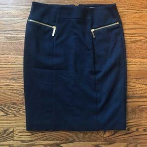 Navy Michael Michael Kors Skirt